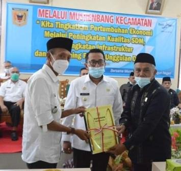 Musrenbang Lintau Buo Utara Kabupaten Tanah Datar Fokuskan Pada Pelayanan Kesehatan Masyarakat Klik Koran